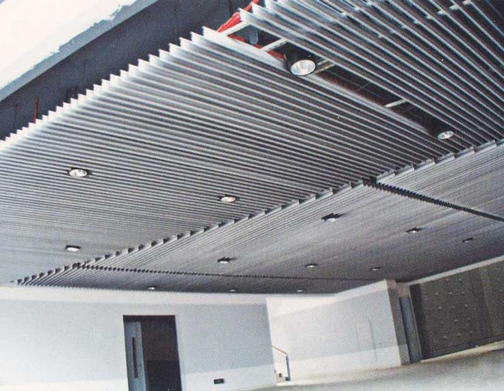 Ceiling Installation, The Drop, Ceilings, Blankets