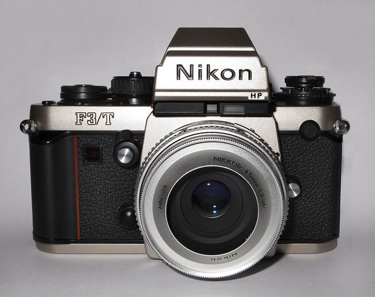 Nikon F3Titan 01 - Nikon F3 – Wikipedia