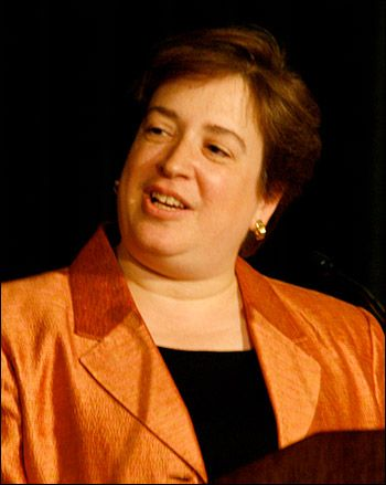 Justice Elena Kagan said other federal regulations are at risk if Obamacare provisions are rejected on religious grounds. Photo: Wikimedia C... No...freedom of religion in this case is fairly clear...NEVER before have we mandated something like medical as a forced legal requirement for businesses.  These were meant to be benefits companies offered (that is why unions negotiate) and why non-union can offer what they want. Remember, she's exempt from 0bama Care.