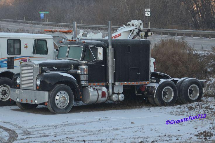 1000 Ideas About Mack Trucks On Pinterest Mack Dump