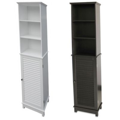 Lovely Summit Tall Cabinet Tower   BedBathandBeyond.com · Bed Bath U0026 BeyondBathroom  ...