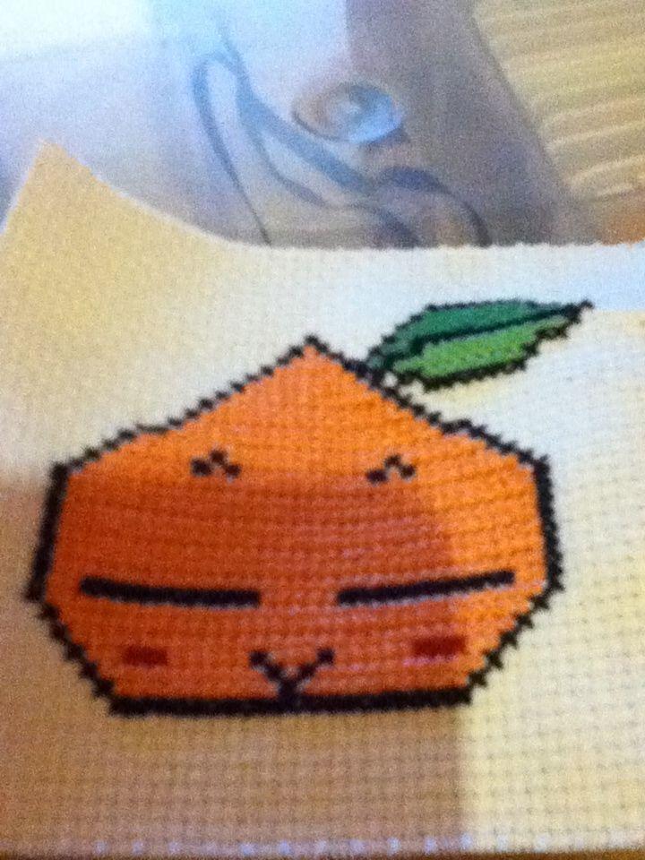 Sleep Peach    http://animestitchblg.wordpress.com/