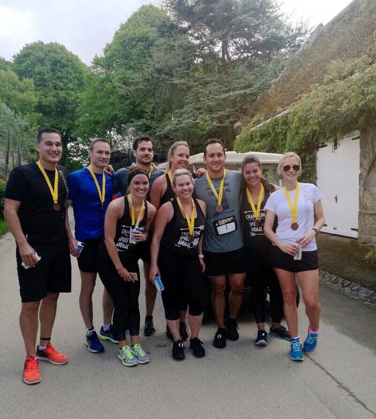 """626 Me gusta, 42 comentarios - Charlie Cavill (@charlescavill) en Instagram: """"Fantastic day out at the Durrell Challenge! A solid effort from team Cavill! Until next year!…"""""""