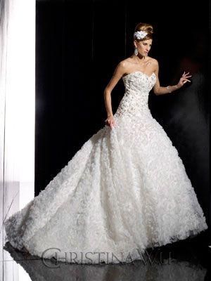 Christina wu wedding dress style 15417 n