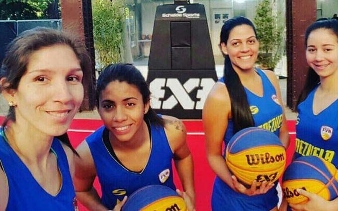 Mundial femenino 3X3: Venezuela cayó ante Suiza y España #Baloncesto #Deportes