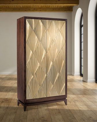 Toledo+Armoire+by+John-Richard+Collection+at+Neiman+Marcus.