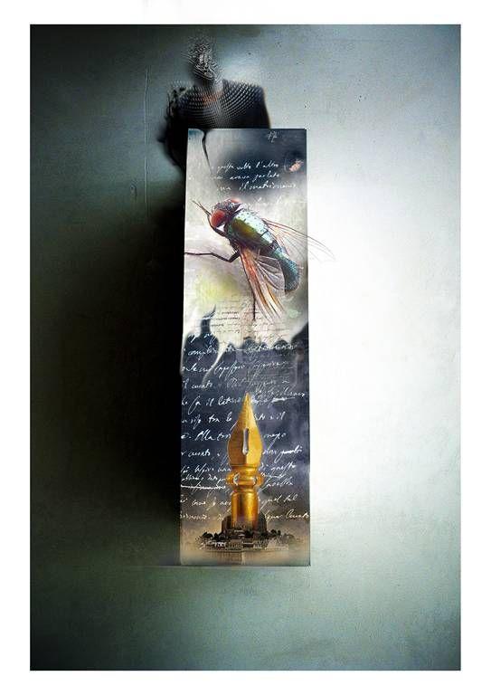 La mosca di Luigi Pirandello Illustrazione di Maurizio Marotta