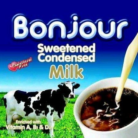 Sữa đặc có đường Bonjour Malaysia 1kg