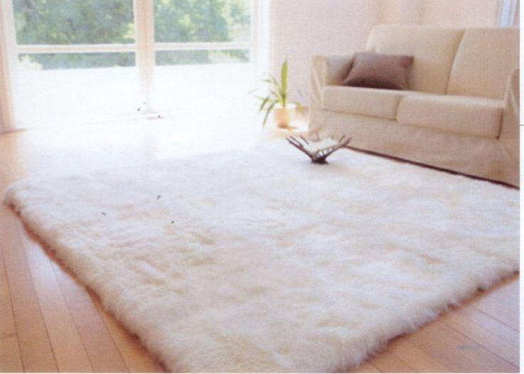 17 mejores ideas sobre alfombra de piel de oveja en for Alfombras de cuero