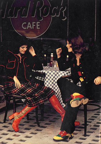 Hard Rock Cafe, 1971 | Flickr - Photo Sharing!