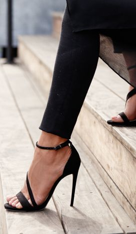 Tendance Chaussures   Love these heels