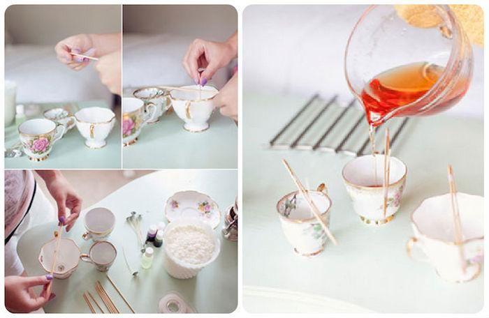 5 ideas para reciclar la vajilla | Hacer bricolaje es facilisimo.com