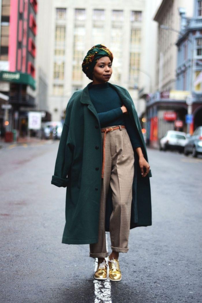 ▷ 1001 + idées de looks tendance en imprimé wax africain