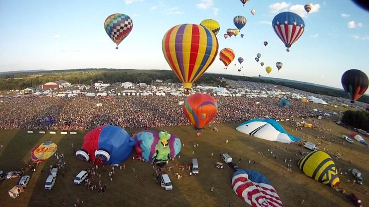 See Who's Going to New Jersey Festival of Ballooning in Whitehouse Station, NJ! Download the app, check out the 2016 schedule & lineup, and read ratings & reviews. Join our festival community.
