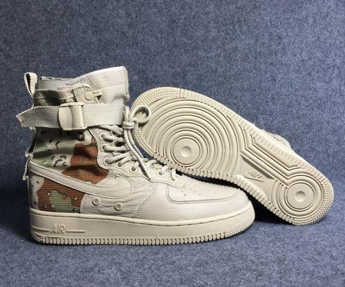 pretty nice 8ba56 8aea1 High Quality Nike SF-AF1  Desert Camo  Chino-Classic Stone-LT British Tan -  Mysecretshoes