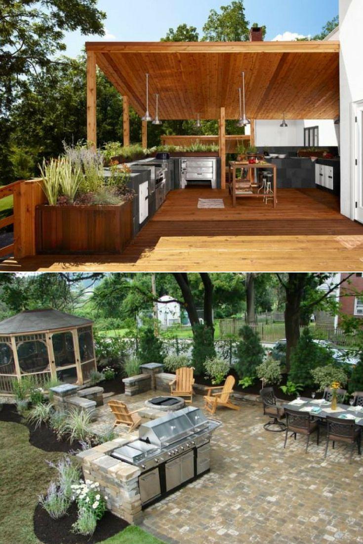 Outdoor Kitchen Ideas Top 20