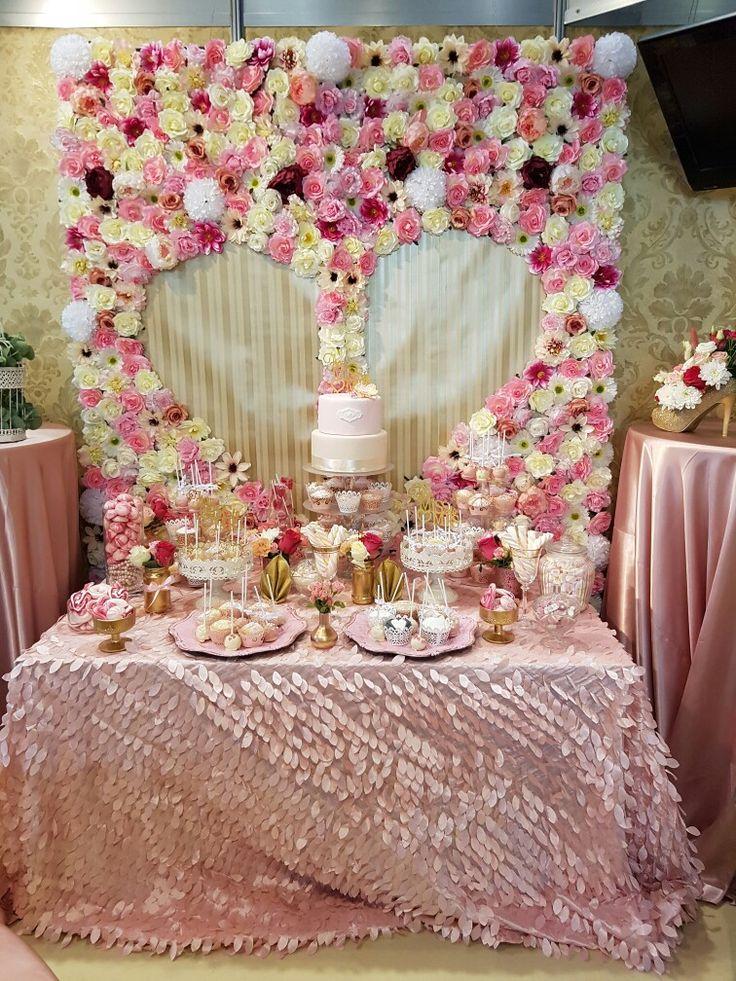 #flowerwall #viragfal #eskuvo #alexandraeskuvo #berles #candybar #eskuvoszervezes #dekoracio #decoration
