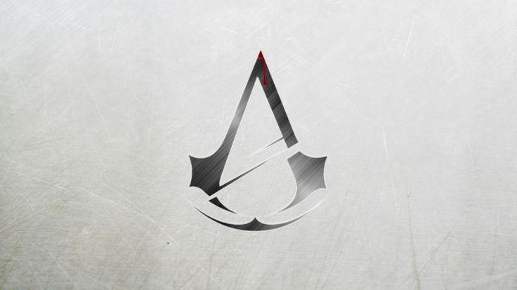 Fonds d'écran Jeux Vidéo > Fonds d'écran Assassin's Creed : Unity Logo Assassin's Creed Unity par chardy - Hebus.com