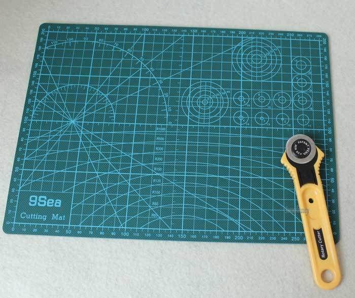 Aliexpress.com: Compre Qualidade superior Rotary Cutter 28 milímetros Tecido Papel Vinil Circular Cut ( garantia de qualidade 100 %) cortador rotativo       US $14.58