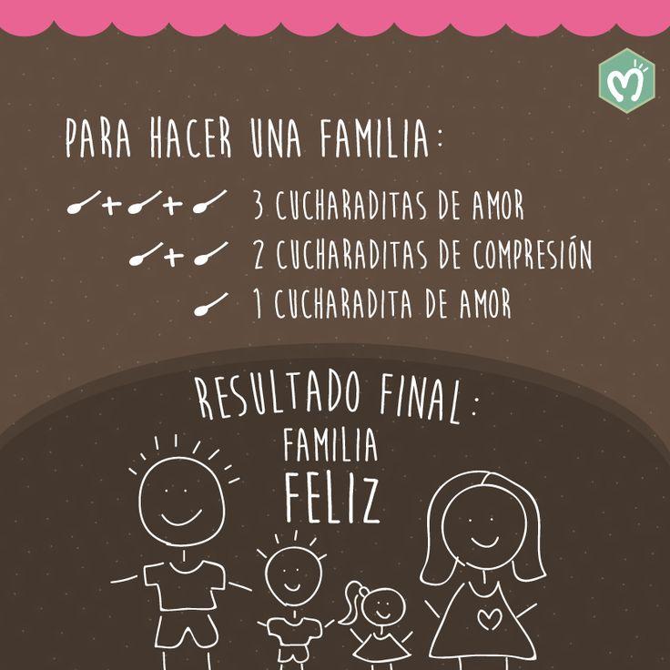 Día Internacional de la Familia. #Familia #Amor #MigasTienda