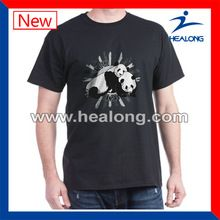2014 wholesale black Round neck custom t-shirt  best seller follow this link http://shopingayo.space