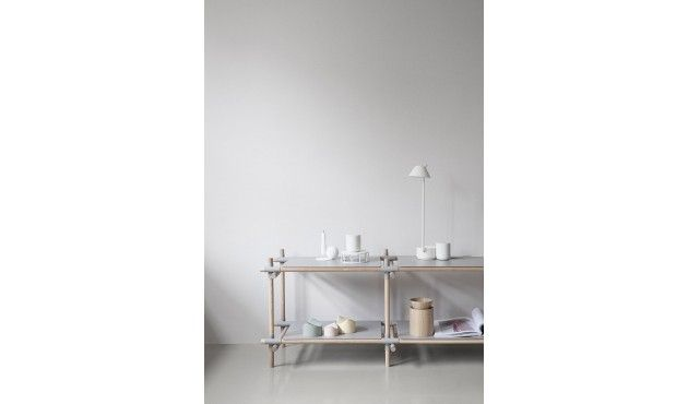 Menu lampe de table peek le design scandinave pour le bureau ou