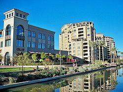 Downtown Scottsdale Waterfront  Scottsdale, AZ