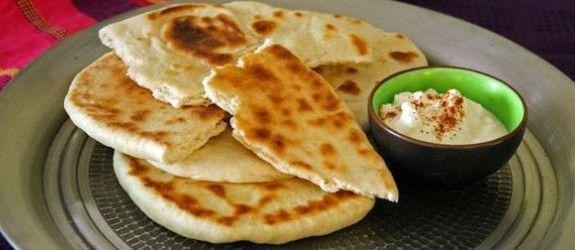 Naan brød – tilbehør til indisk mad – Stjerneskud opskrifter