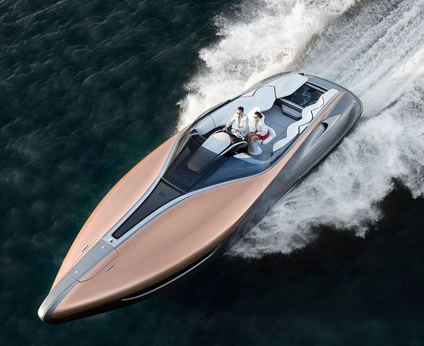 Lexus is an iconic, luxury automotive brand that's been known to deliver amazing experiences. It starts the new year by unveiling its concept sport yacht... more at Tuvie.com
