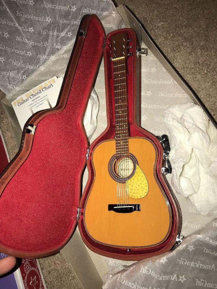 American Girl Truly Me Guitar Set American Girls Guitars And