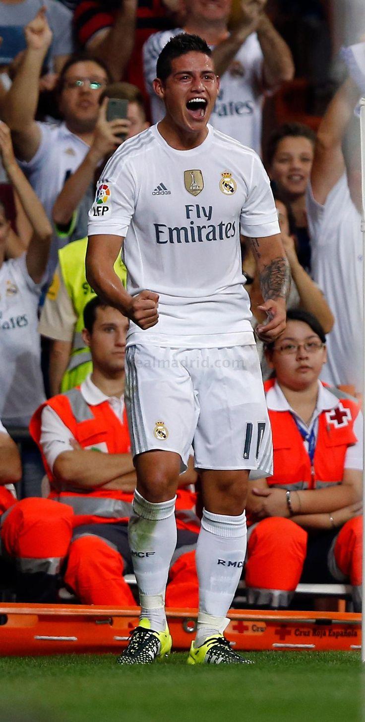James Rodríguez - Real Madrid #colombiaNT #halamadrid