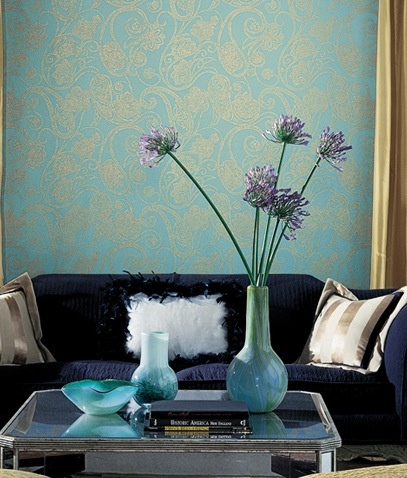 York Wallcovering By Candace Olsen