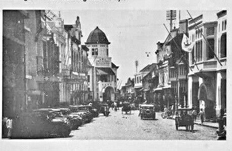 Soerabaja Kembang Djepoen 1930.