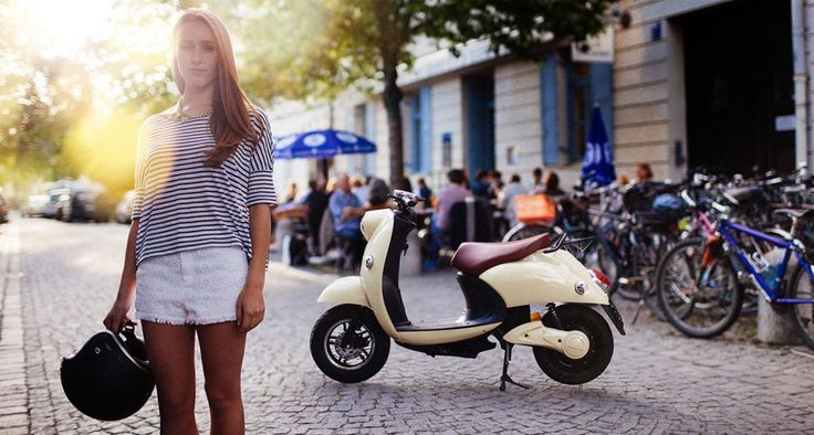 Soak up the summer with the unu electric scooter | Classic Driver Magazine