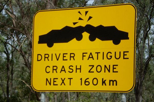 Driver Fatigue | Safety Toolbox Talks Meeting Topics