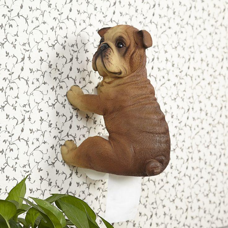 Aliexpress.com : Buy Bathroom Towel Rack Creative European Bathroom Toilet Roll…