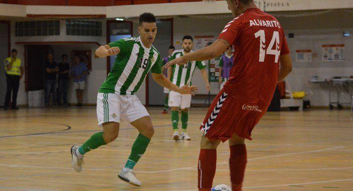 Futbol Sala: Real Betis Futsal - Rivas Futsal 12:00