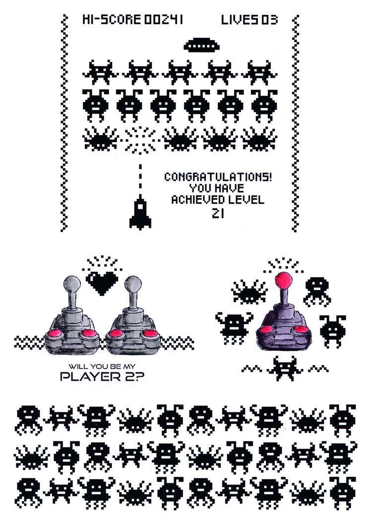 Alien Invasion Inspiration Board