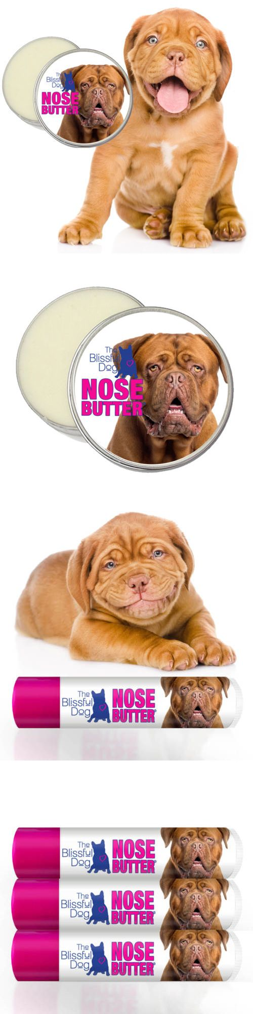Other Dog Grooming 177794: Dogue De Bordeaux Nose Butter For Dry French Mastiff Noses Tins Tubes Scented Un -> BUY IT NOW ONLY: $32.95 on eBay!