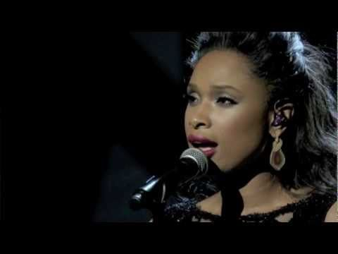 Watch Jennifer Hudson Performing The First Time Ever I Saw Your Face From