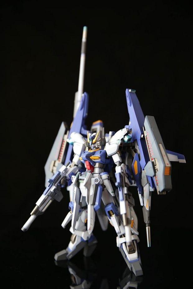 POINTNET.COM.HK - HG 1/144 Build Gundam MK II