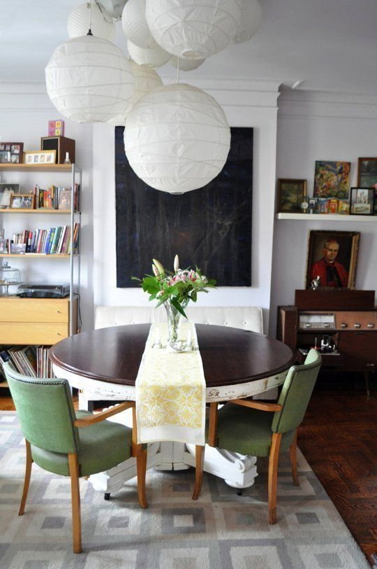 28 best images about small spaces home decor ideas on pinterest - Dining room ideas small spaces decor ...