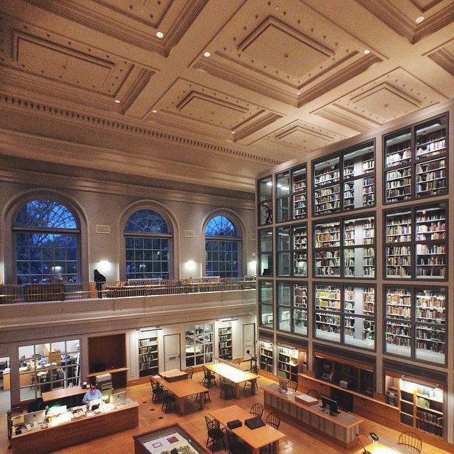 Rauner Library, Dartmouth University
