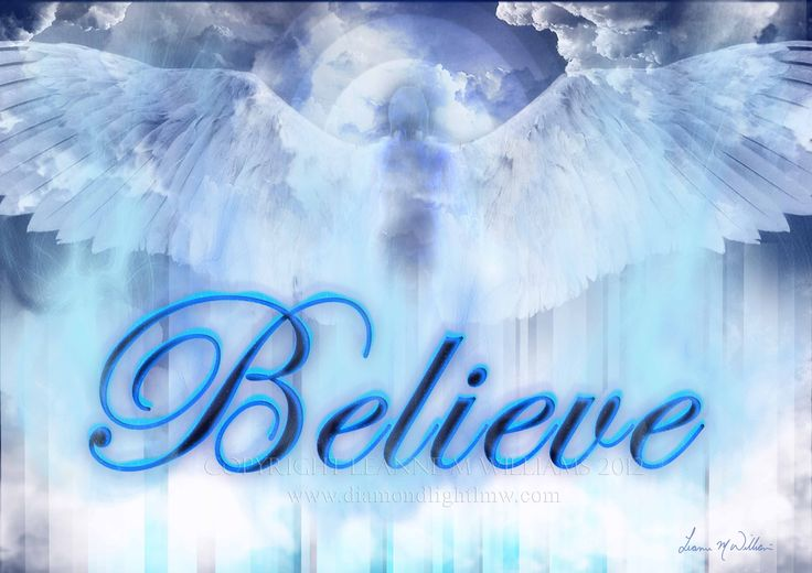 I believe in Angels and sometimes see them or hear them. I know they care for me, safeguard me and bring about the best in my life. They exhibit pure love.