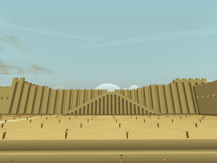 Capital. Empire administration building started.