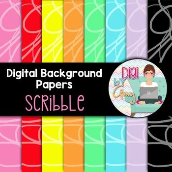 FREEBIE - You will receive 8 digital background/scrapbook pages that are 8.5 X 11 and 300 dpi.