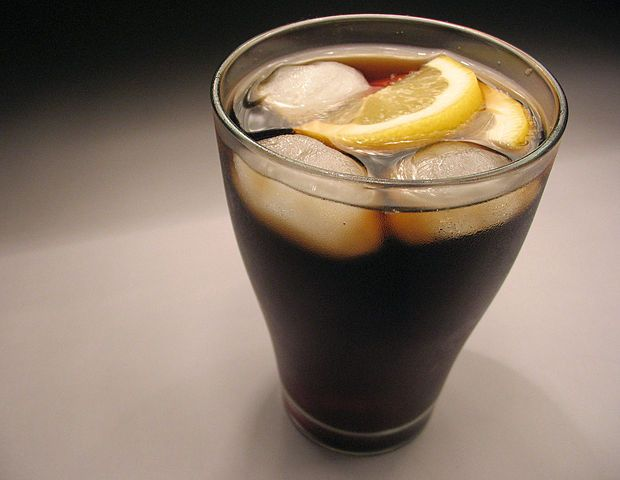 #Mesothelioma and #LungCancer Patients Can Drink a Cola to Increase Anti-Cancer Drug Absorption