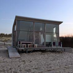 Schon lange hatte ich den Traum einmal am Strand zu übernachten   und morgens vom Sonnenaufgang und Meeresrauschen geweckt zu werden.    Di...