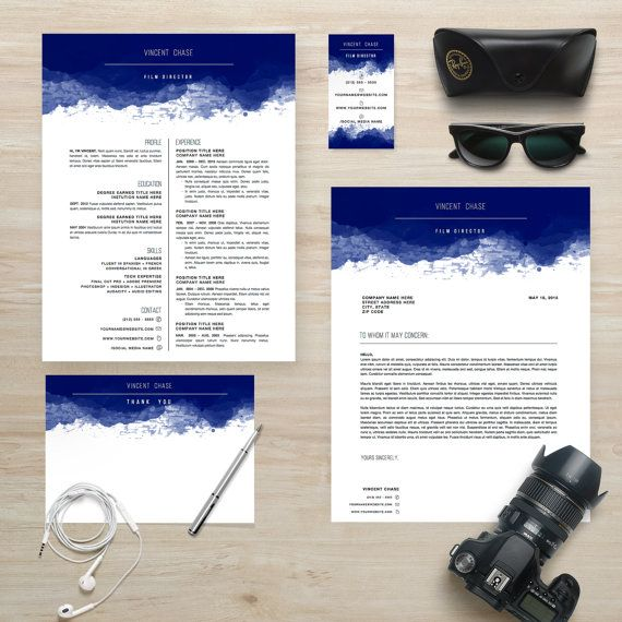Rad Resume  Cover Letter  Business Card  Thank You by ResumeLab