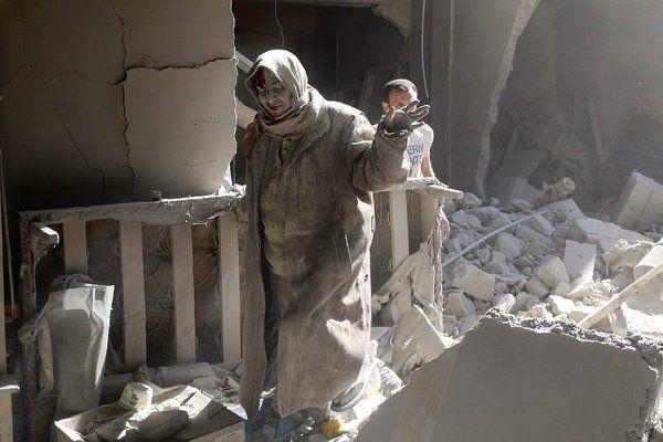 (139) #حلب_تحترق hashtag on Twitter